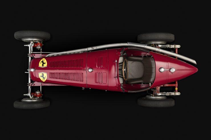 Scuderia Ferrari Alfa Romeo Tipo B P3 3 740x494 - 1934 Scuderia Ferrari Alfa Romeo P3 Tipo B