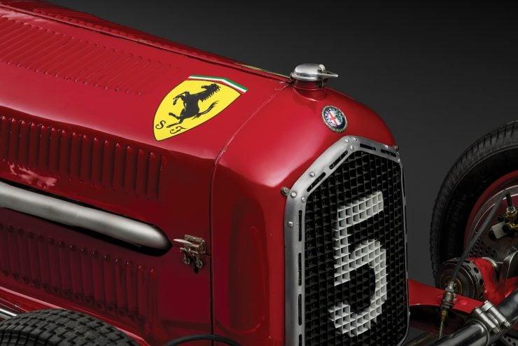Scuderia Ferrari Alfa Romeo Tipo B P3 6 740x494 - 1934 Scuderia Ferrari Alfa Romeo P3 Tipo B