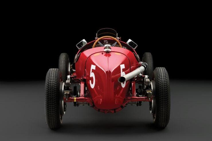 Scuderia Ferrari Alfa Romeo Tipo B P3 8 740x493 - 1934 Scuderia Ferrari Alfa Romeo P3 Tipo B