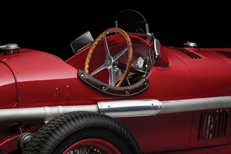 Scuderia Ferrari Alfa Romeo Tipo B P3 9 740x494 - 1934 Scuderia Ferrari Alfa Romeo P3 Tipo B