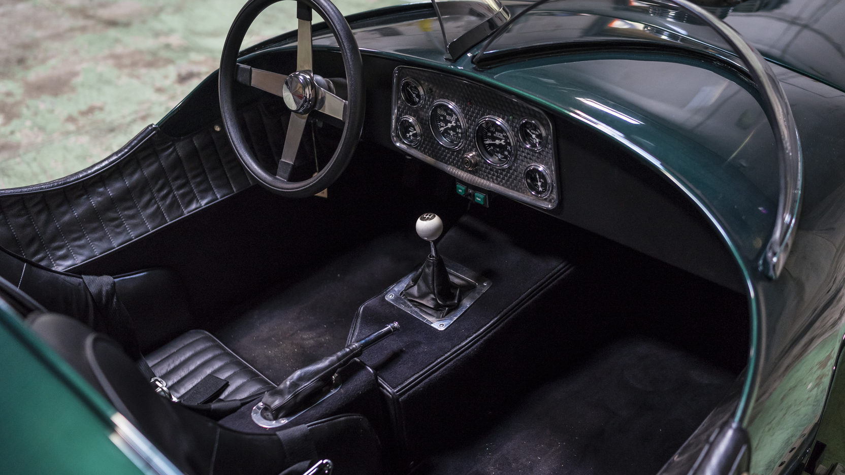 Troy Custom Roadster