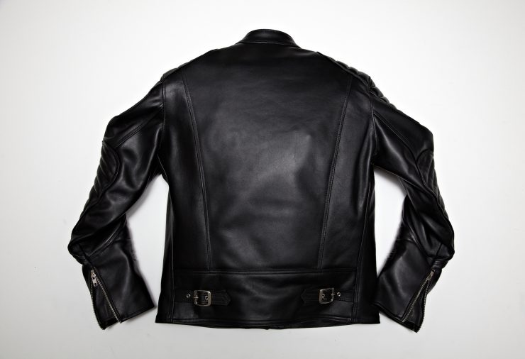 Wythe Motorcycle Jacket 1