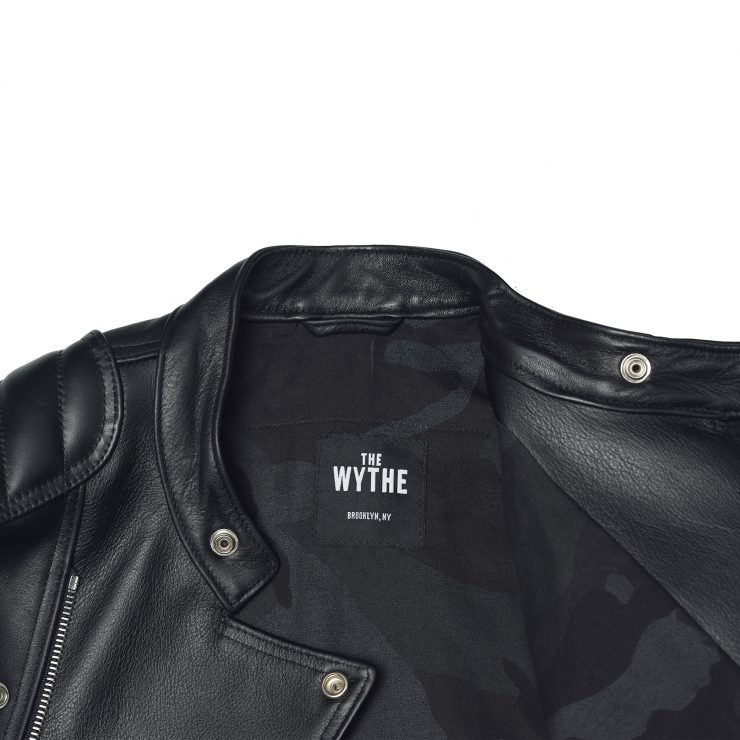Wythe Motorcycle Jacket 3