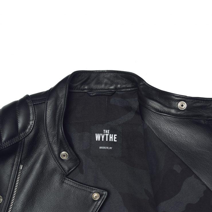 Wythe Motorcycle Jacket 3