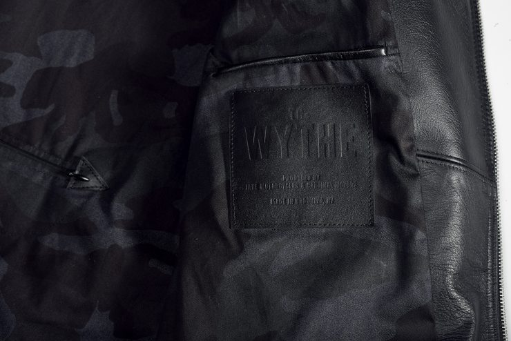 Wythe Motorcycle Jacket 4
