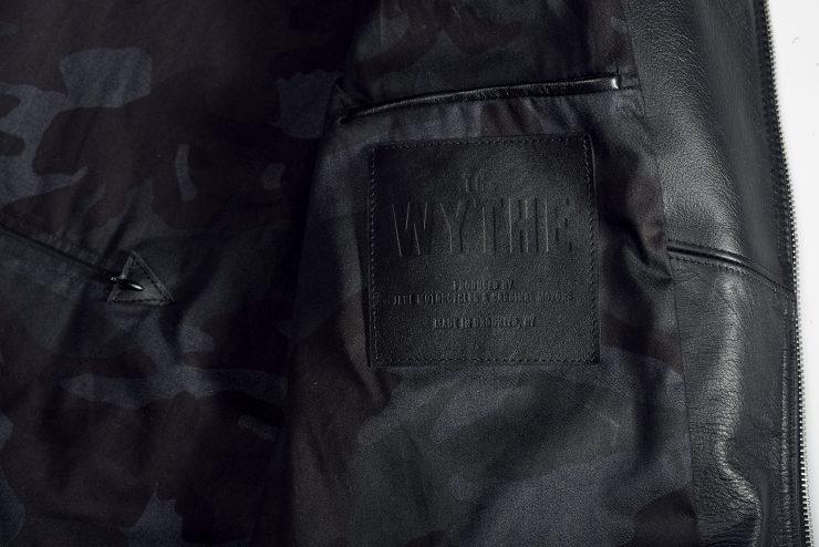 Wythe Motorcycle Jacket 4