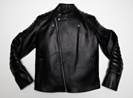Wythe Motorcycle Jacket 450x330