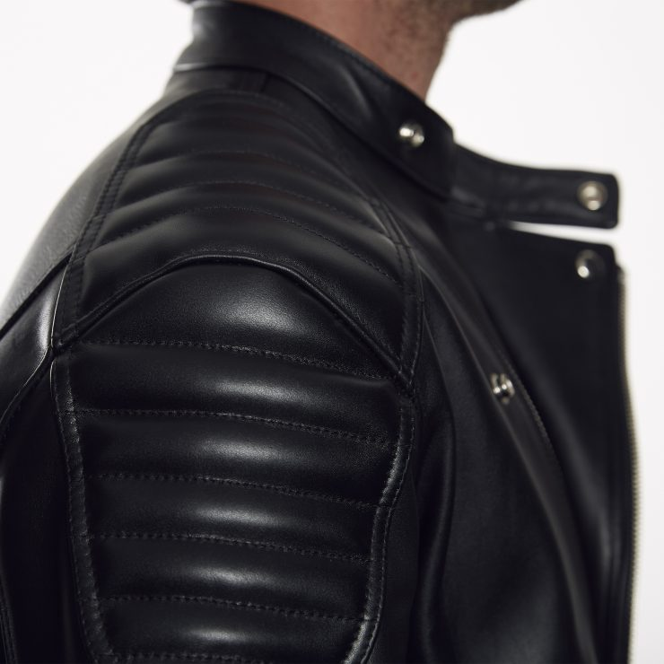 Wythe Motorcycle Jacket 5