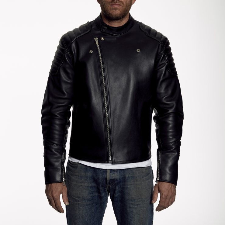 Wythe Motorcycle Jacket 6