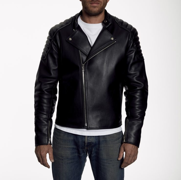 Wythe Motorcycle Jacket 7