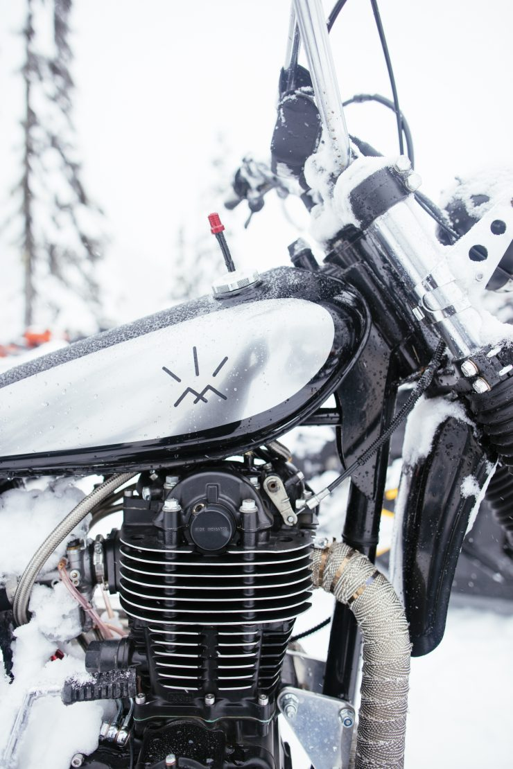 Yamaha HL500 Snow Bike 9 740x1110
