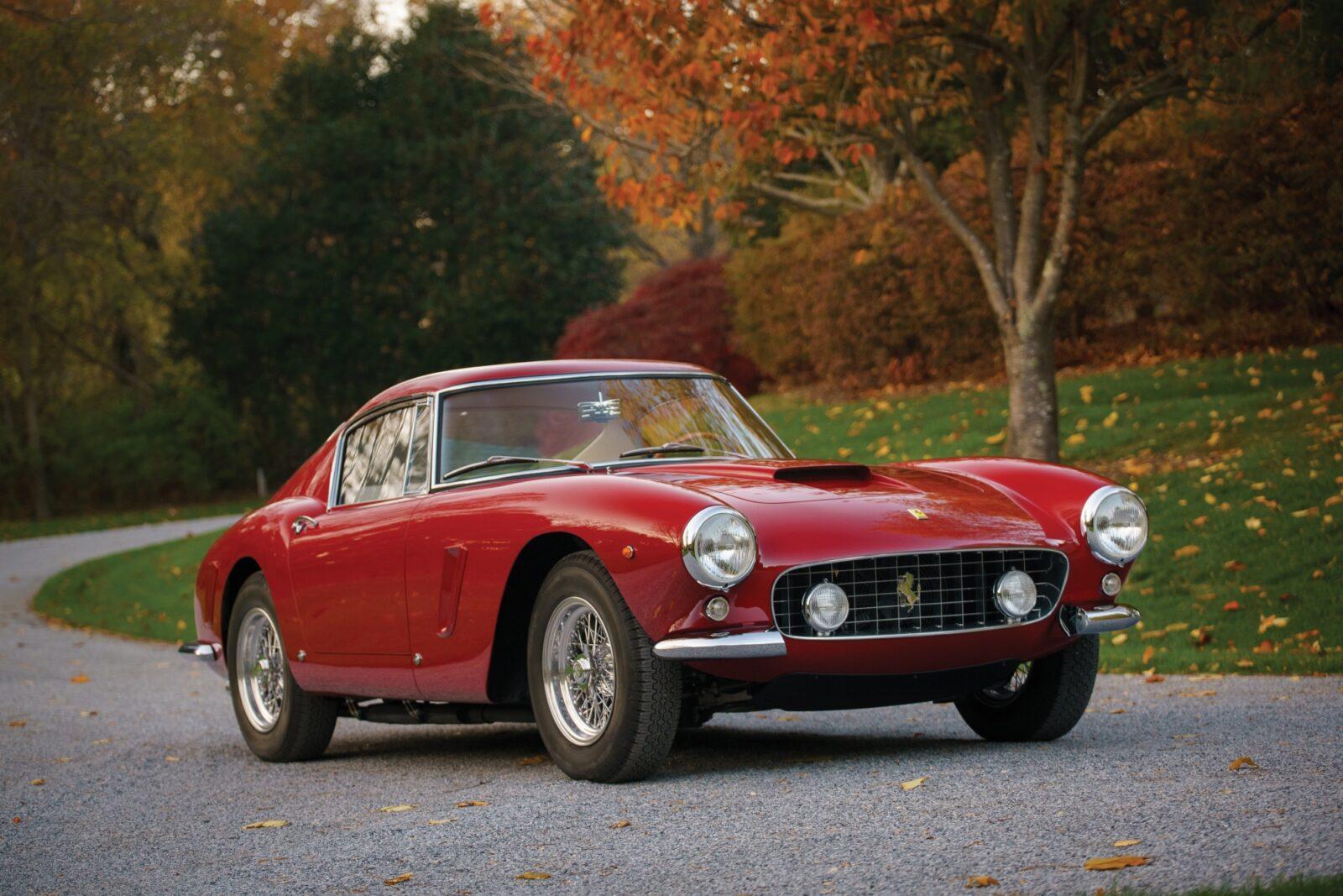 ferrari 250gt swb 1 1600x1067 - 1961 Ferrari 250 GT SWB
