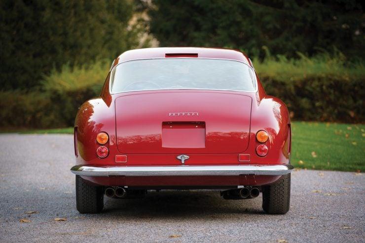 ferrari 250gt swb 10 740x494 - 1961 Ferrari 250 GT SWB