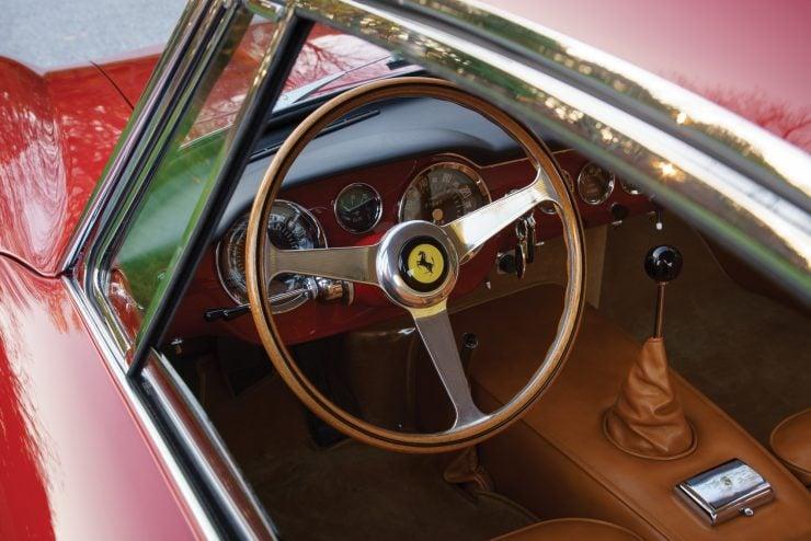 ferrari 250gt swb 11 740x494 - 1961 Ferrari 250 GT SWB