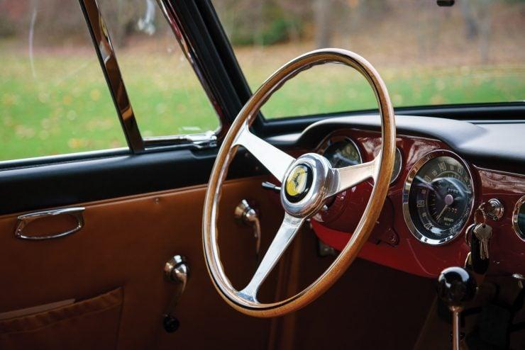 ferrari 250gt swb 12 740x494 - 1961 Ferrari 250 GT SWB