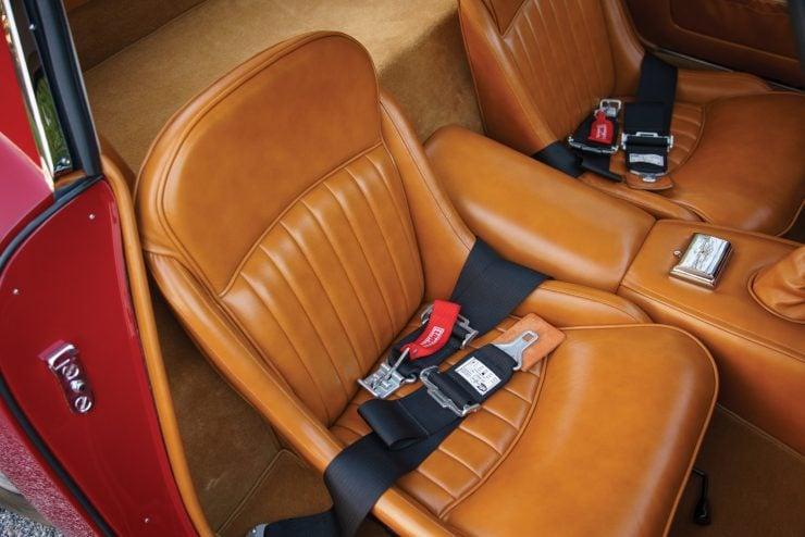 ferrari 250gt swb 14 740x494 - 1961 Ferrari 250 GT SWB