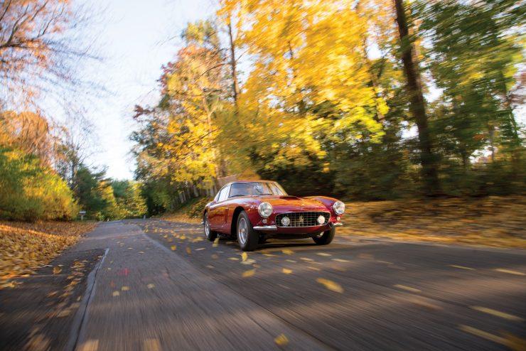 ferrari 250gt swb 15 740x494 - 1961 Ferrari 250 GT SWB