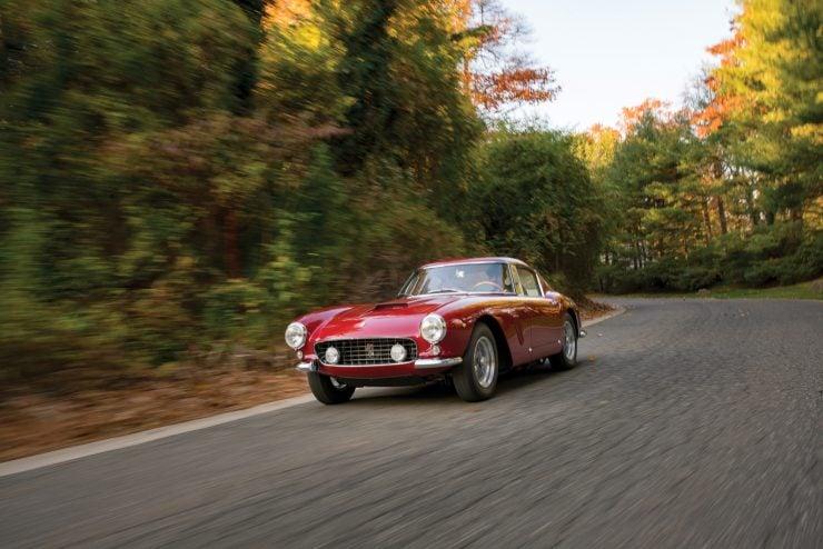 ferrari 250gt swb 16 740x494 - 1961 Ferrari 250 GT SWB