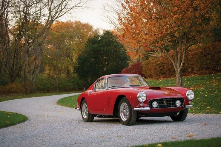 ferrari 250gt swb 17 740x494 - 1961 Ferrari 250 GT SWB
