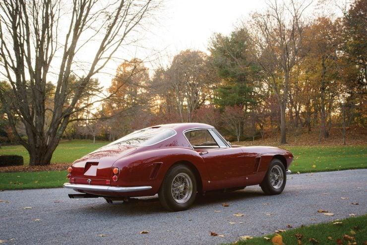 ferrari 250gt swb 18 740x494 - 1961 Ferrari 250 GT SWB