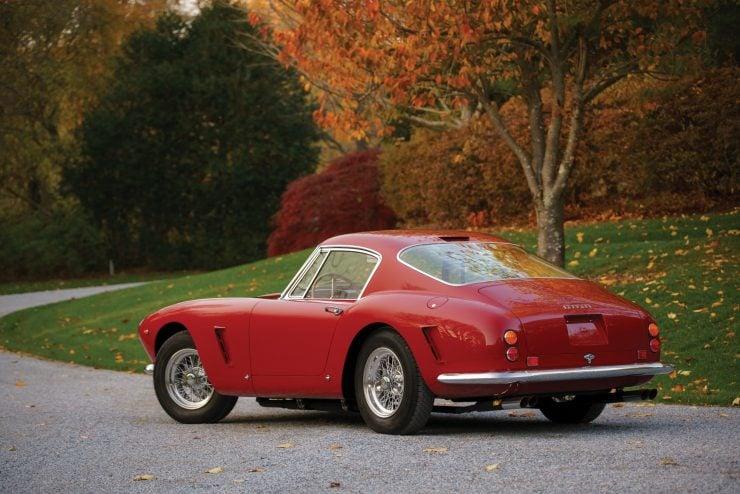 ferrari 250gt swb 2 740x494 - 1961 Ferrari 250 GT SWB