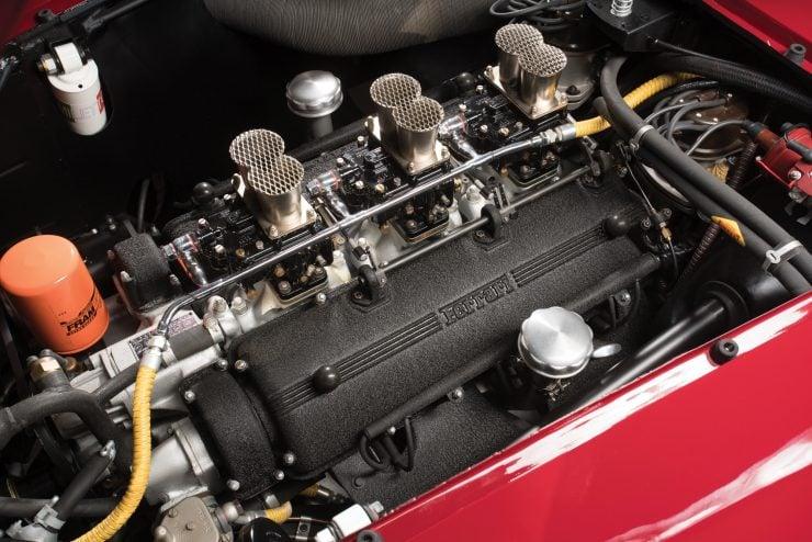ferrari 250gt swb 23 740x494 - 1961 Ferrari 250 GT SWB