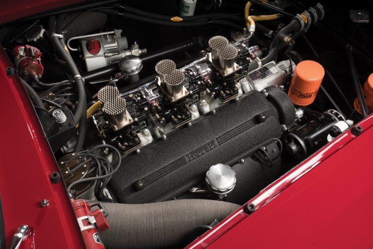 ferrari 250gt swb 3 740x494 - 1961 Ferrari 250 GT SWB
