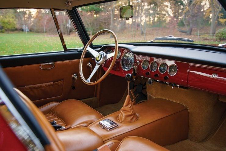 ferrari 250gt swb 4 740x494 - 1961 Ferrari 250 GT SWB