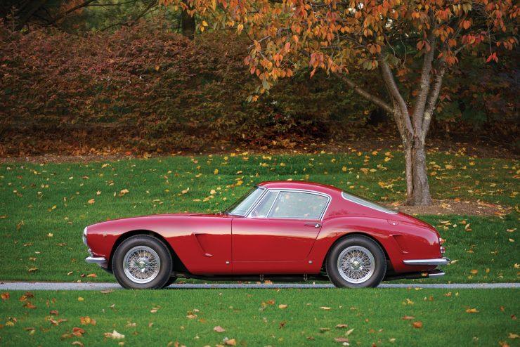 ferrari 250gt swb 5 740x494 - 1961 Ferrari 250 GT SWB