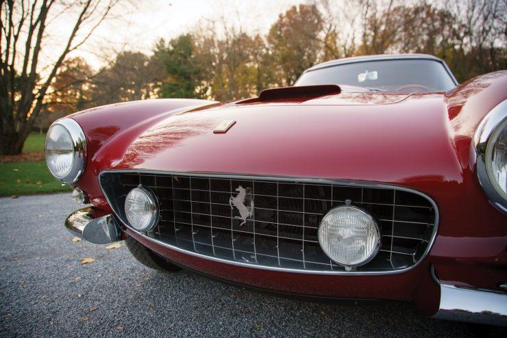 ferrari 250gt swb 7 740x494 - 1961 Ferrari 250 GT SWB