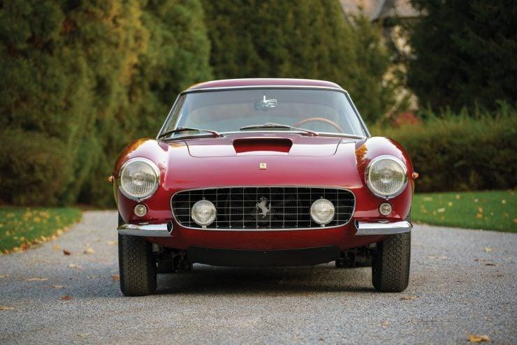 ferrari 250gt swb 9 740x494 - 1961 Ferrari 250 GT SWB