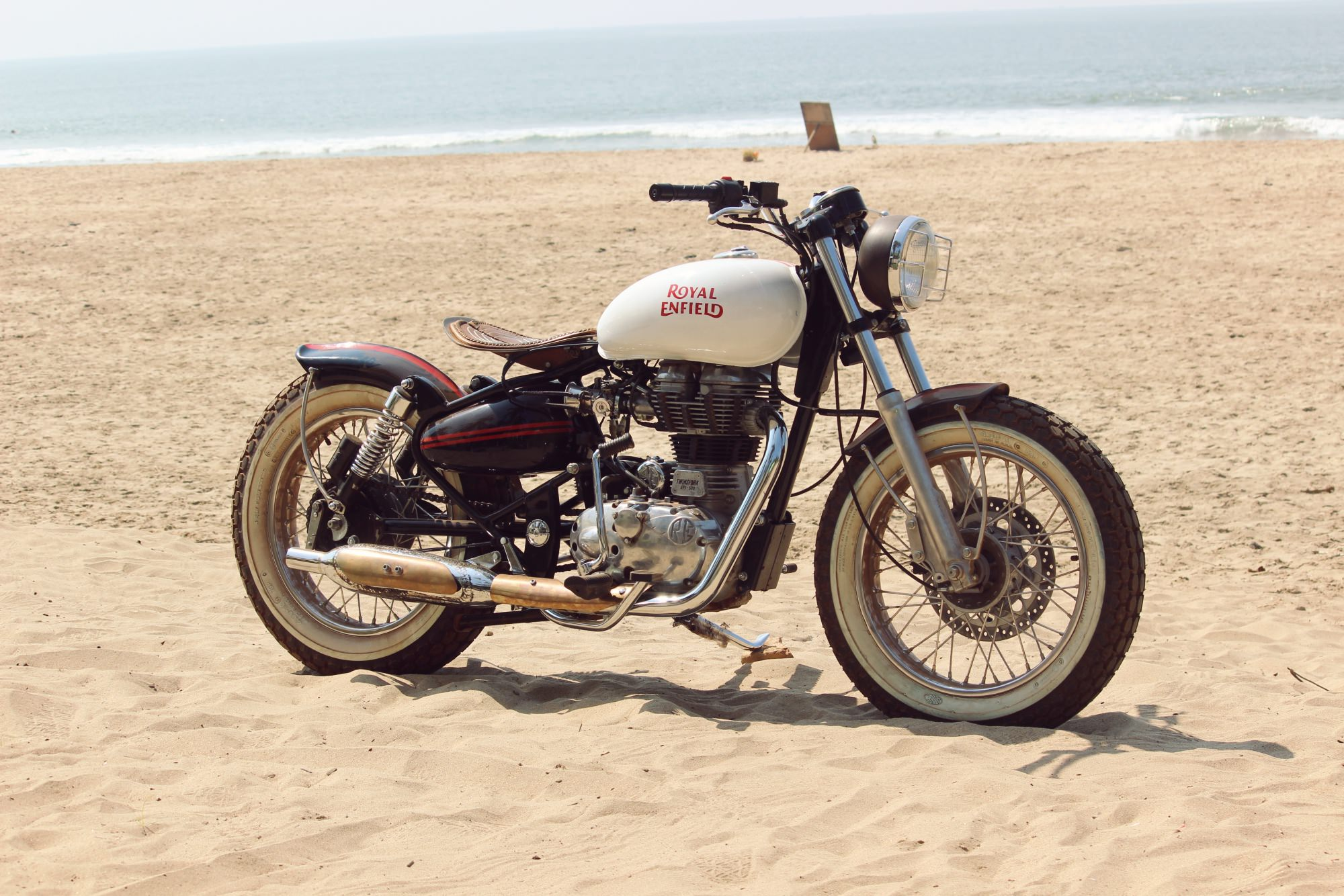 royal enfield beach tracker. Black Bedroom Furniture Sets. Home Design Ideas