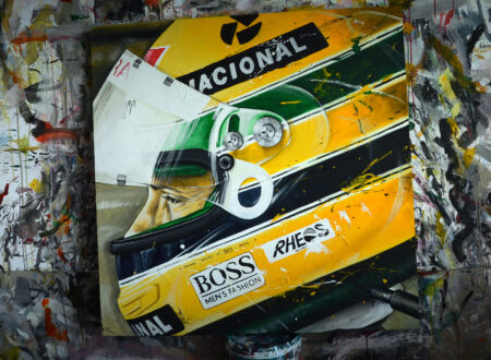 tom havlasek art ayrton senna ii 450x330 - The Art Of Tom Havlasek