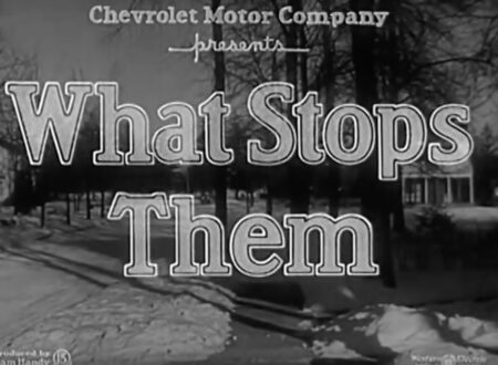 1935 Chevrolet Film What Stops Them 450x330