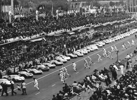 1966 24 Hours of Le Mans 450x330 - This Time Tomorrow: 1966 Le Mans Documentary