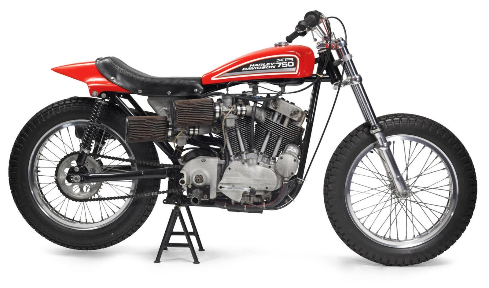 A Brief History Of The Harley Davidson Xr 750