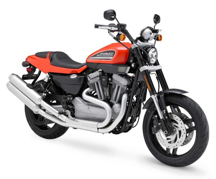 Harley-Davidson XR-1000 XR-1200