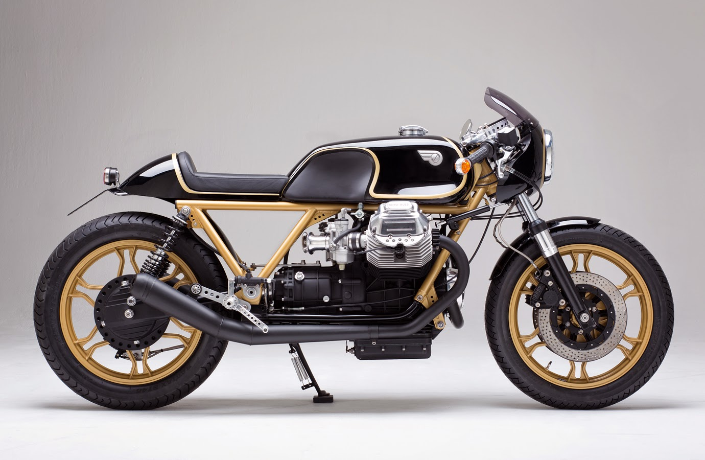 A Brief History Of The Moto Guzzi Le Mans
