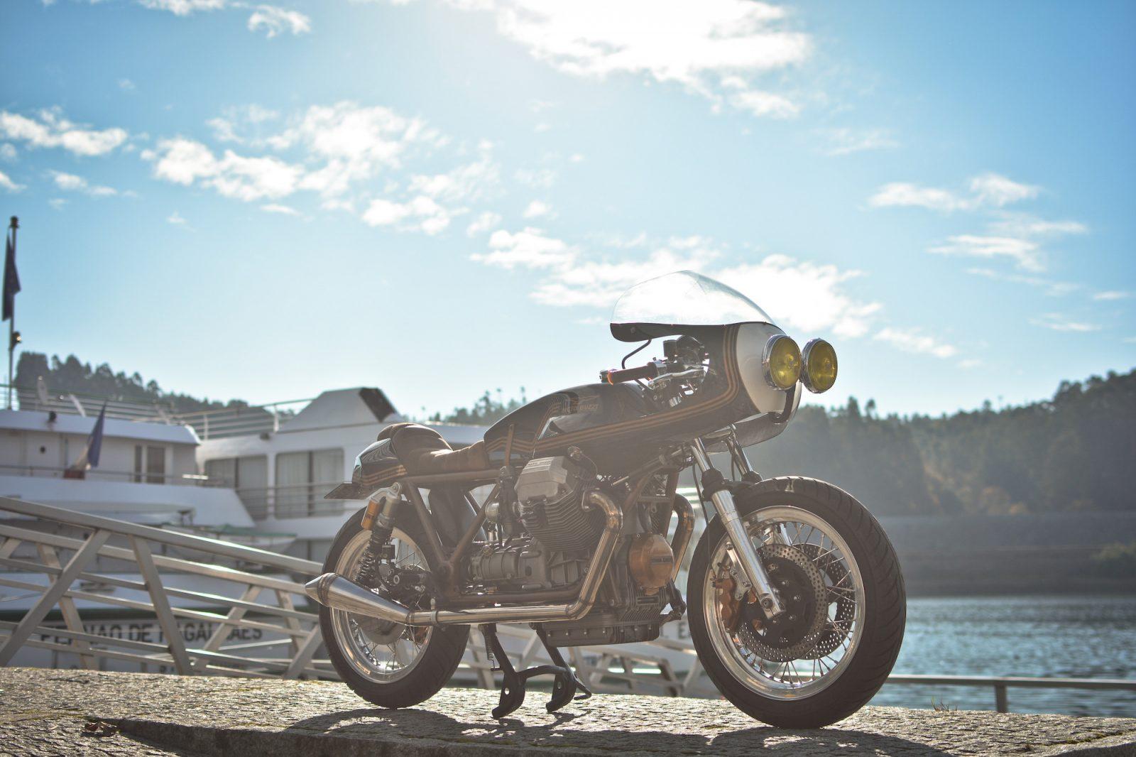 a brief history of the moto guzzi le mans. Black Bedroom Furniture Sets. Home Design Ideas