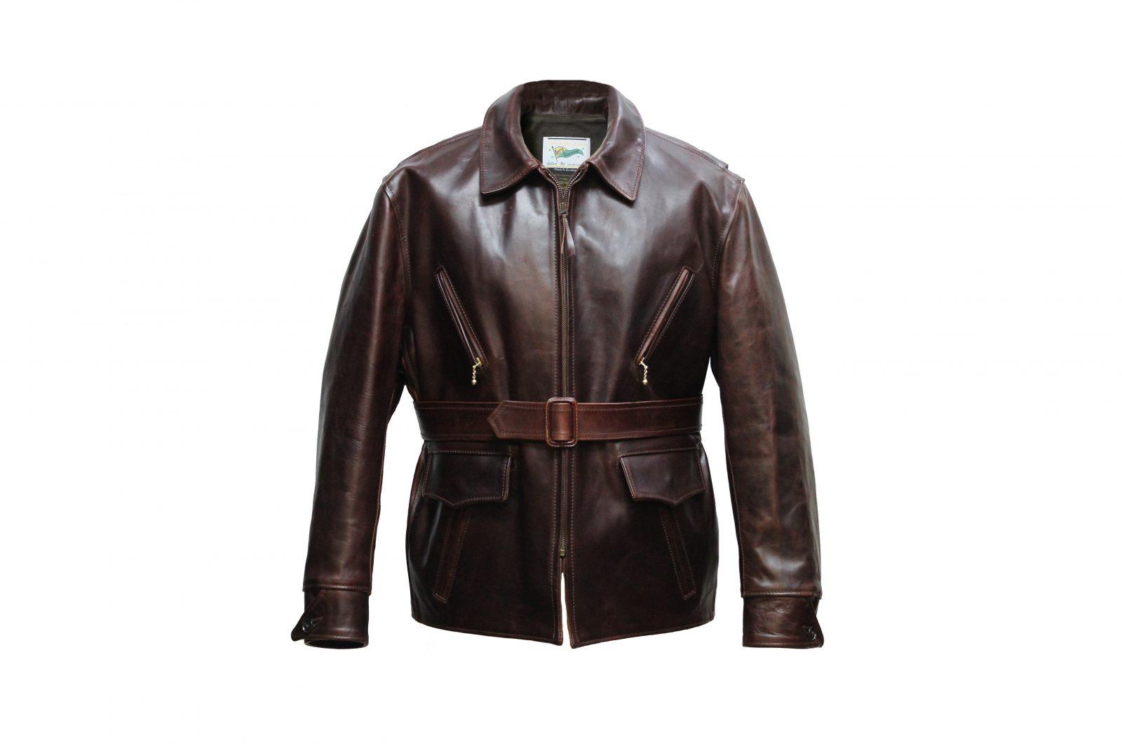 Aero Leather Northeaster Jacket 1600x1061 - Aero Leather Northeaster Jacket