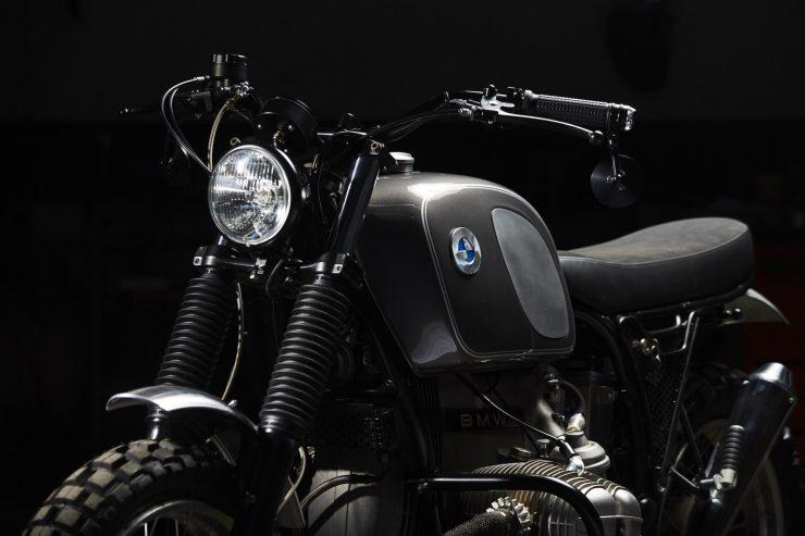 BMW R100 12 740x493 - Fuel Motorcycles BMW R100R Silverback