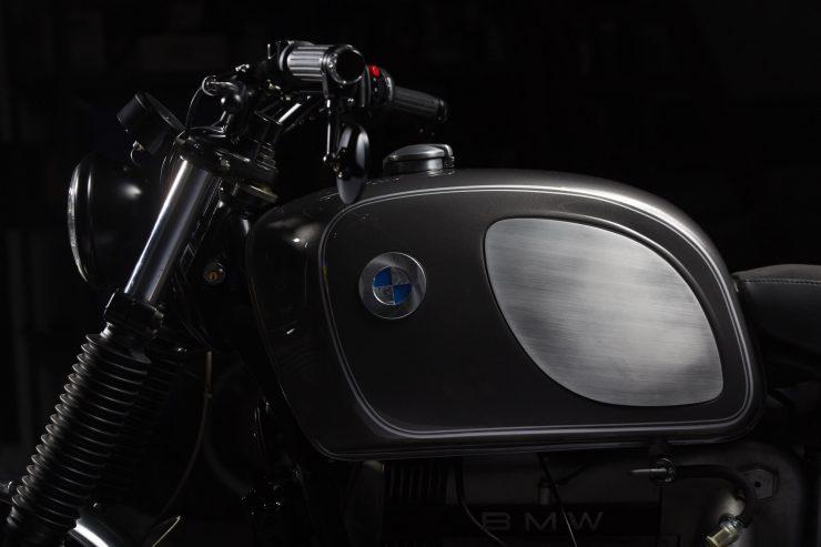 BMW R100 3 740x493 - Fuel Motorcycles BMW R100R Silverback