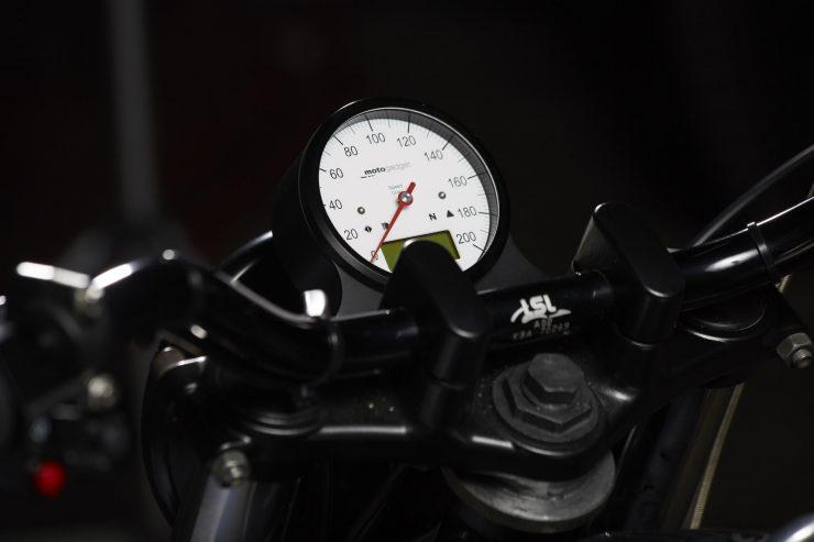 BMW R100 4 740x493 - Fuel Motorcycles BMW R100R Silverback