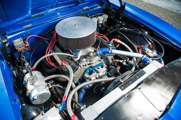 Chevrolet Camaro 5 740x494 - Bill Shaw Racing 1968 Chevrolet Camaro Z/28
