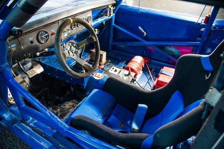 Chevrolet Camaro 7 740x494 - Bill Shaw Racing 1968 Chevrolet Camaro Z/28