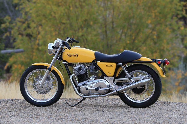 Colorado Norton Works Commando 1 740x493 - Colorado Norton Works 1975 Commando