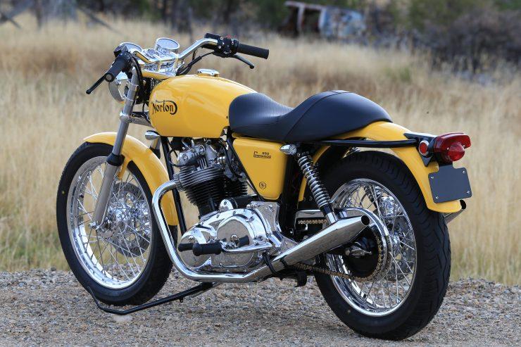 Colorado Norton Works Commando 2 740x493 - Colorado Norton Works 1975 Commando