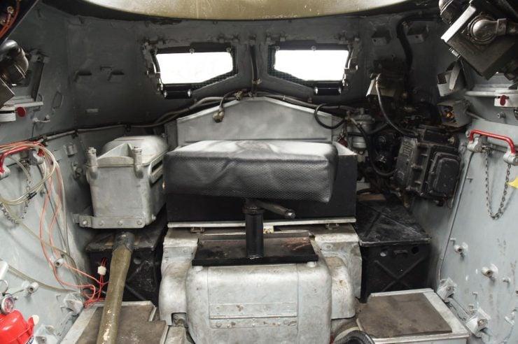 Daimler Ferret Scout Car 10 740x492 - Paintball Gun Equipped Daimler Ferret