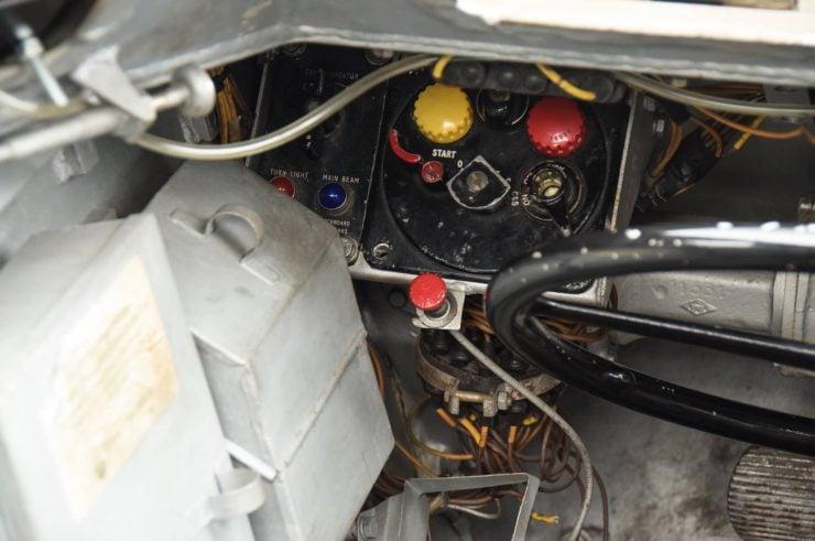 Daimler Ferret Scout Car 12 740x491 - Paintball Gun Equipped Daimler Ferret