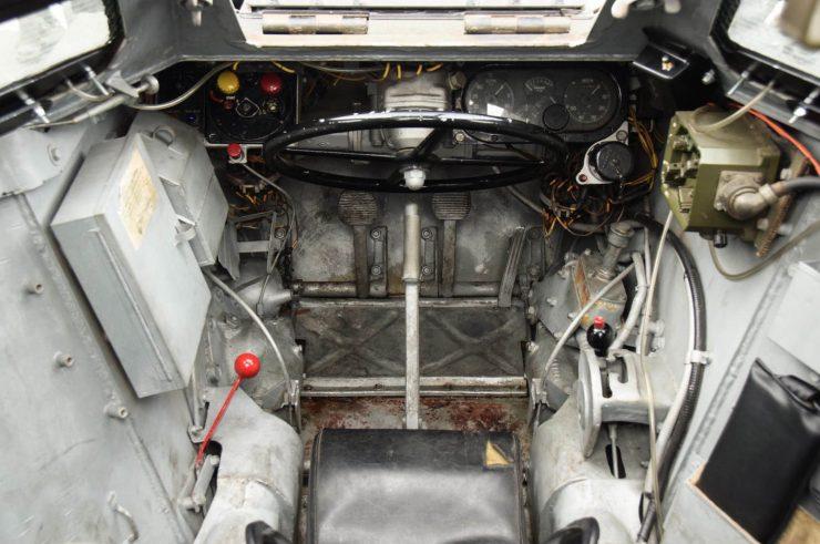 Daimler Ferret Scout Car 13 740x491 - Paintball Gun Equipped Daimler Ferret